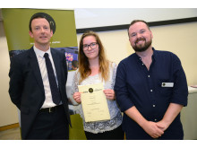 Schools Physicist of the Year Award Rebecca Cather