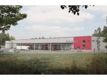 I Björröd i Landvetter kommer Logistic Contractor att utveckla och bygga en ny anläggning om 10 500 kvm för Bevego. På lite sikt finns potential för cirka 50 arbetstillfällen.