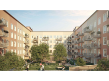 Brf Parkliv, Täby Park, Riksbyggen
