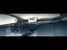 Ford Focus 2021 skisse