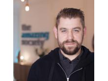 Robin Hallgren, kommersiell chef