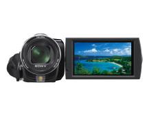 Handycam DCR-SX45E von Sony_Schwarz_01