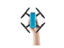 DJI Spark Sky Blue - Handheld