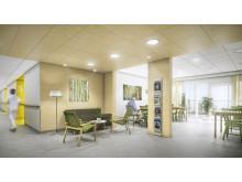 Sollentuna sjukhus (nya) - dagrum