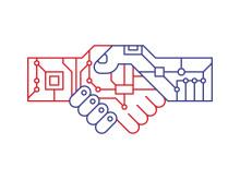 Blockchain Panalpina Graphic
