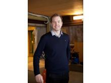 Per Hellevik Carlsson, Business Manager Schneider Electric