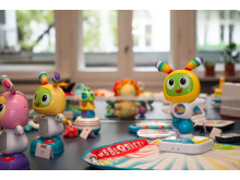 Beatbo & Beatbelle beim 3 .Fisher-Price Elternbrunch