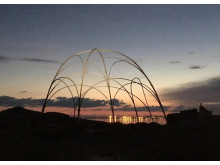 (X)sites Kattegattleden 2019, Maiko Sugano, Tearoom, Falkenberg