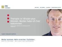 Die https://campus.fpz.de für alle, die sich fortbilden möchten.