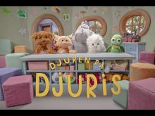 Djuren på Djuris Seriebild