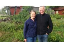 Hemma hos Anders Tivell & Martha Tehrnsjö