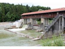 Einweihung Öko-Wasserkraftwerk Baierbrunn