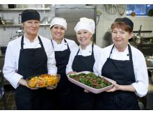 Brottkärrsskolan i Hovås finalist i Arla Guldko 2015 Bästa Matglädjeskola