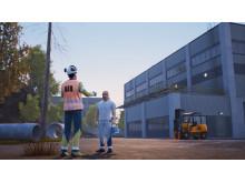 Adgang til elektriske anlegg, Ansvarlig for arbeid