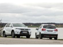 Suzuki Vitara og S-Cross Hybrid