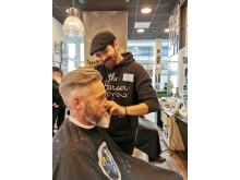 Anas Al Bitar, The Barber, Lund