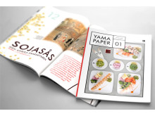 Yama Paper - Mockup