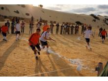 Sony Twilight Football, Pinnacle Desert, Australia 3