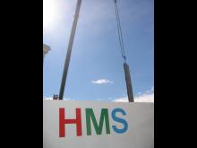 HMS-skilt