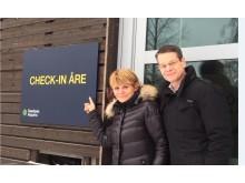 Check-in Åre