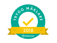 Certifiering Trygg Mäklare