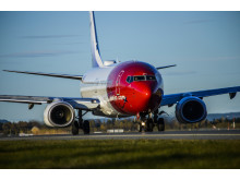Norwegian-flyet LN-DYR