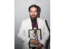Amin Iranmanesh, Salong Randevu - Årets barberare 2018