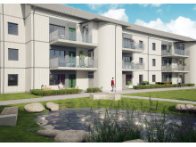 Olofstorp - Nya lägenheter med bostadsrätt