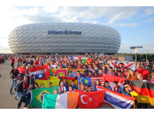 ALL OF THE ALLIANZ FOOTBALL COMPETITION WINNERS