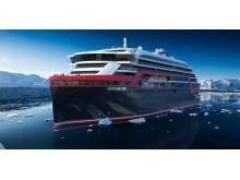 Hurtigruten's new exploration vessels will be ordered for the 2018/19 explorer season