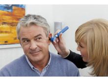 Kommunikationshandwerk Hörakustik: Otoskopie