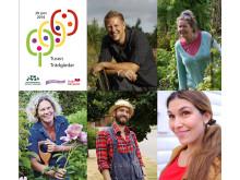 Tusen Trädgårdar öppnas den 29 juni – ett magiskt datum för alla trädgårdsintresserade!