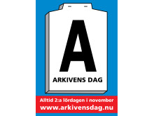 Arkivens dag 2014 i Hässleholm - Orostider