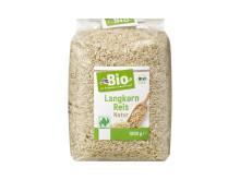 Rückruf dmBio Langkorn Reis Natur