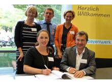 Unterhaching: Auftakt für kommunales Energieeffizienznetzwerk Südbayern