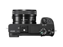 Sony introducerar den nya kameran α6300 med världens snabbaste autofokus