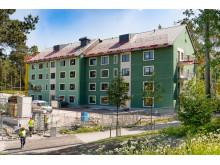 Hyresrätter i Hässelby