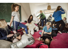 Asger Ladefoged, Pillowfight