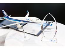 Signature Ceremony ANA and Satair - Singapore Air Show 2018