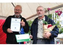 Fågelskydd Spillepeng får miljöpris