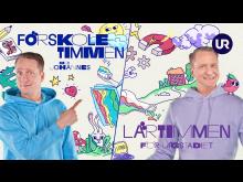 Förskoletimmen med Johannes och Lärtimmen för lågsatdiet
