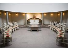 Skogskapellet/Woodland chapel