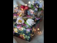 Lyxiga paket med svenskodlade tulpaner