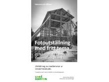 Affisch Umeå Fotoklubb