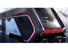 Hitachi Rail Italy's Caravaggio regional train