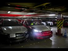 Mustang Mach-E, Drammen 2021
