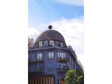 Kupolen i Karlstads centrum