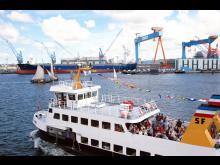 Hafenrundfahrt mit der Fördefähre
