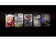 Nominerade böcker till Barnens romanpris 2015