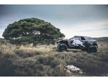PEUGEOT 2008 DKR – Ett nytt lejon är redo för Dakarrallyt 2016